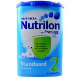 荷兰 牛栏(Nutrilon)婴幼儿奶粉 2段 850g 适合6-10个月