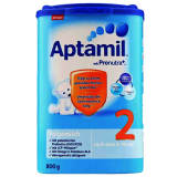 德国 爱他美(Aptamil)婴儿配方奶粉 2段 800g 适合6-10个月以上 产地随机