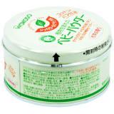 日本 和光堂(Wakado)绿茶婴儿爽身粉 120g