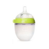 韩国   可么多么(comotomo)硅胶奶瓶 绿色款 150ml