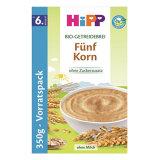 德国 喜宝(HiPP)有机5种谷物(五谷)米粉 350g 6个月+