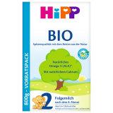 德国 喜宝(Hipp)有机奶粉2段 800g 适合6-10个月