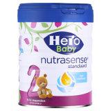 荷兰 美素(Hero Baby)白金版婴幼儿奶粉2段 800g 6-12个月